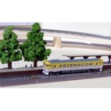 sp3 - 2112  |  Japan Rail S-Bahn  -  KIHA 40 gelb / weiß - GANTOKU